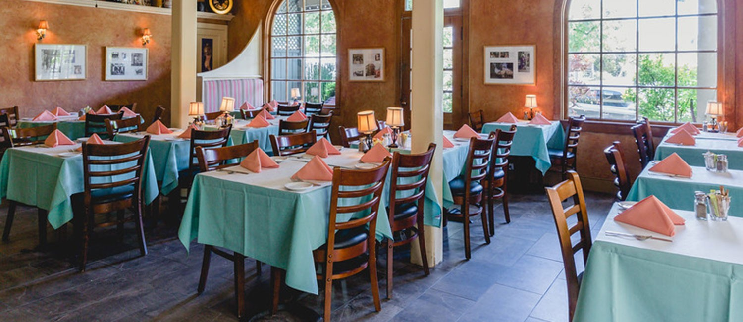 MAKE RESERVATIONS FOR DINNER AND BOOK IN ADVANCE FOR A PRIVATE PARTY, OR SPECIAL EVENT