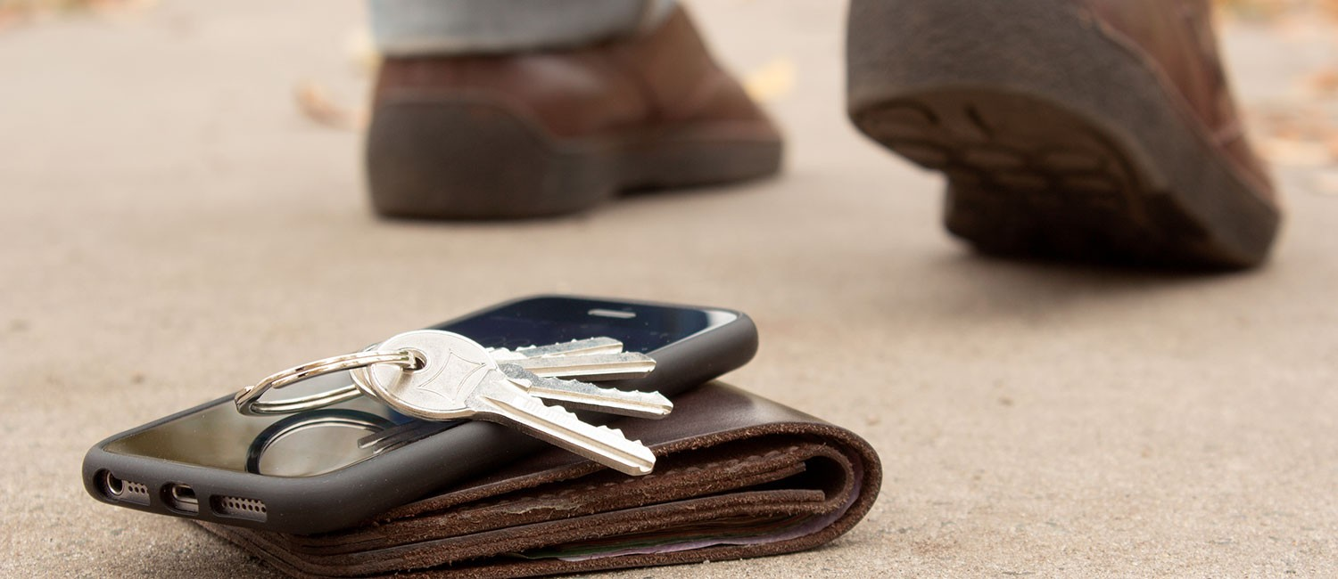USE OUR DIGITAL LOST & FOUND TO RETRIEVE ANY VALUABLES LEFT BEHIND